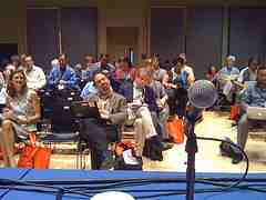 image of conference audience
