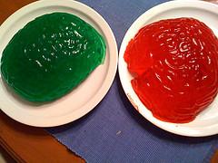 picture of jello brains
