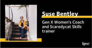 IPSE showcase with Susan Bentley Gen X Women's Coach