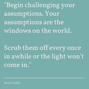 Alan Alda quote